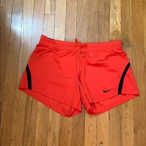 Nike Dri-fit shorts size L